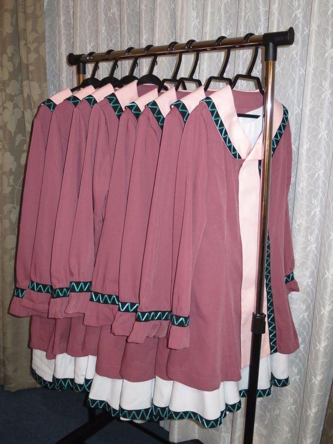 東方キャラのって服の替えっていくつあるのかな