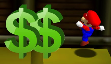 「スーパーマリオ64」の謎のバグに懸賞金1000$がかけられてるんだがwwwww