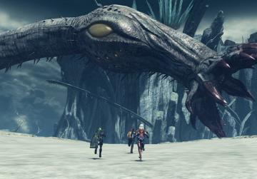 WiiU「ゼノブレイドクロス」 戦い方 攻略 感想 小バグ 改善 クエスト受注 進行ルート ネタバレ