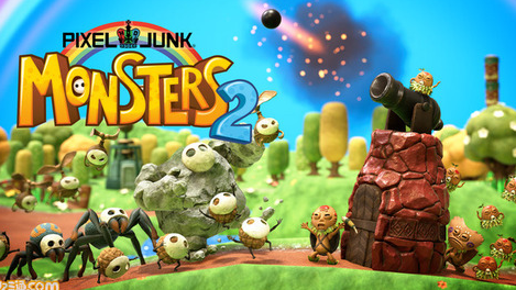 PS4/Switch『PixelJunk Monsters 2』限定版同時予約開始→Switch版のみ14分で完売してしまう