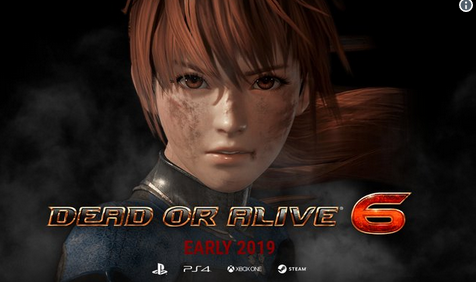 【速報】シリーズ最新作『DEAD OR ALIVE 6』発表!PS4/Xb1/PC向けに2019年リリース 最新作では揺れチラなしの完全硬派な格闘ゲームに!!