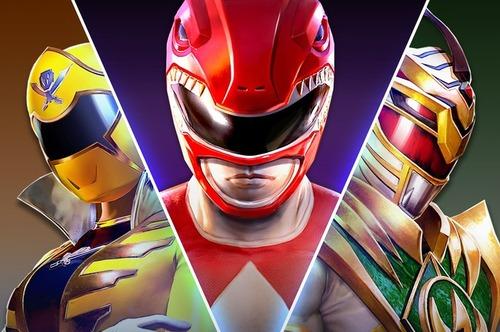 【速報】Switch/PS4向け戦隊ヒーロー格ゲー「Power Rangers: Battle for the Grid」が2019年4月発売決定きたあぁぁっ!!