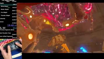 【驚愕】ゼルダBotW、27分19秒でクリアできるゲームだった(*動画あり)