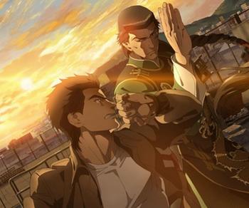【セガ】『シェンムー』アニメ2022年展開予定 主人公と宿敵が拳を交えるキービジュアル解禁