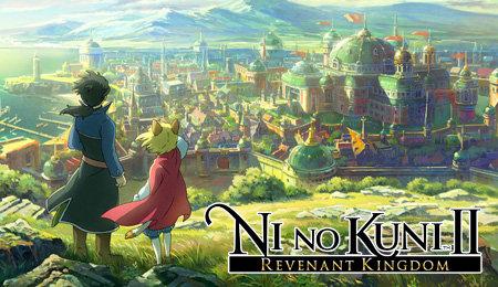 PS4「二ノ国2 レヴァナントキングダム」特別インタビュー映像第5弾『アート編』が公開!