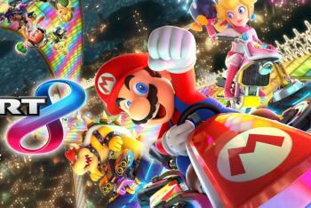 ニンテンドースイッチ「マリオカート8 デラックス」 最新プレイ映像が公開!!