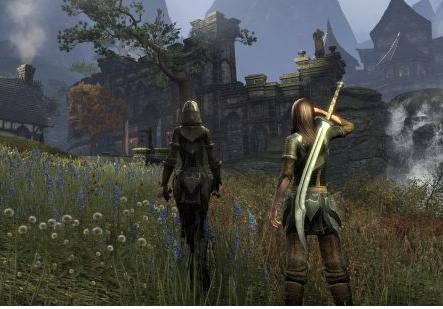 (悲報) PS4/Xbox One版「The Elder Scrolls Online」 半年の延期に