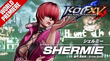 【朗報】「KOF XV」さん、不知火舞に引き続きまた危険な女を登場させてしまう