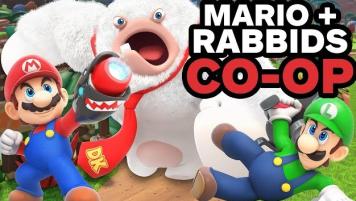 NS「マリオ+ラビッツ キングダムバトル」 新たなプレイ動画がアップ!これは売れそう