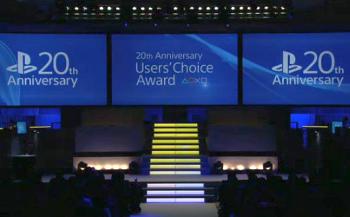プレイステーションアワード2014 「ゴールドプライズ」、「ユーザーチョイス賞」が発表!
