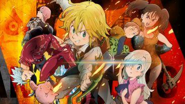 【速報】「七つの大罪」がPS4でアクションゲーム化決定!!!