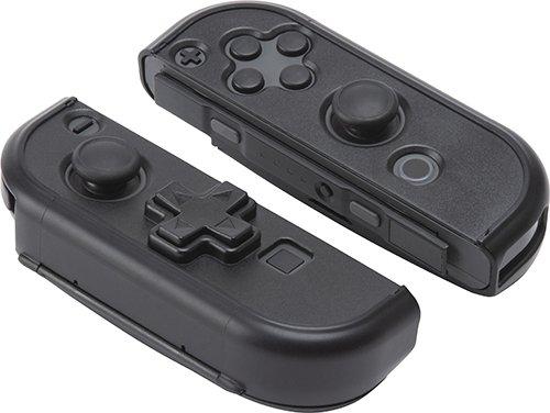 【朗報】サイバーガジェット、方向ボタンを十字ボタンに変身させる 『Switch Joy-Con用ミニグリップ』5/25発売決定、税込1,728円!