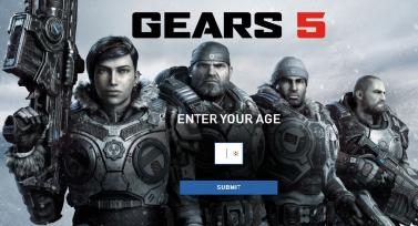 「Gears 5」 マップ紹介トレイラー公開!前作『GoW4』の今後についても