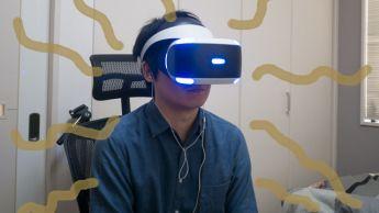よくゲームとかで「3D酔いする」って言うけど