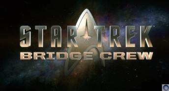 スタートレックがPSVR対応でゲーム化! 「スタートレック ブリッジクルー」今秋発売決定、トレーラー公開!クルーとなって宇宙を駆け巡れ!!