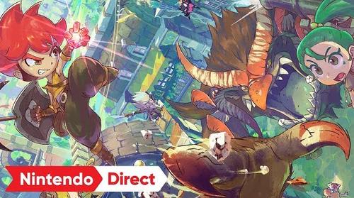 ゲームフリーク新作「TOWN(仮)」がSwitch向けに発表、2019年内発売予定!