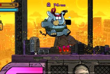 セガ 新作 「Tembo The Badass Elephant」 PS4/XB1向けに発表!象が暴走する横スクロール2Dアクション!!