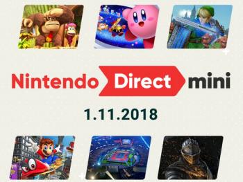 【速報】「Nintendo Direct mini 2018.1.11」いきなり公開!ダクソ確定、イースもSwitchにきたあああぁぁぁっ!!
