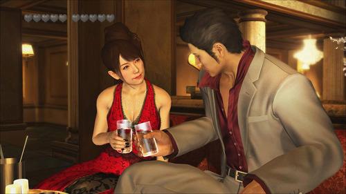 【朗報】PS4「龍が如く3 リマスター」、ただのリマスターじゃなかった!f豪華キャバ嬢、追加要素あり!!