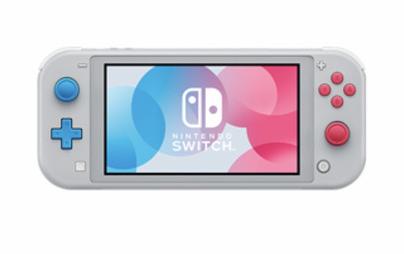 【朗報】Switch Lite 『ポケモン限定版』も発売決定!!