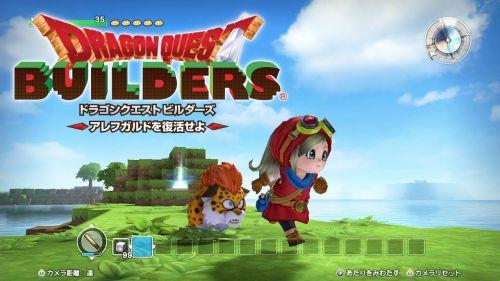 Switch版「ドラゴンクエストビルダーズ」プロモーションムービーが公開!2018年3月1日発売、4800円