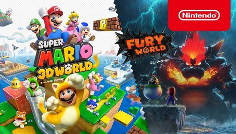 【攻略】Switch「スーパーマリオ 3Dワールド+フューリーワールド」感想 攻略 「オデッセイ感強い」「難易度・バランス完璧」「マリオファンなら買い」
