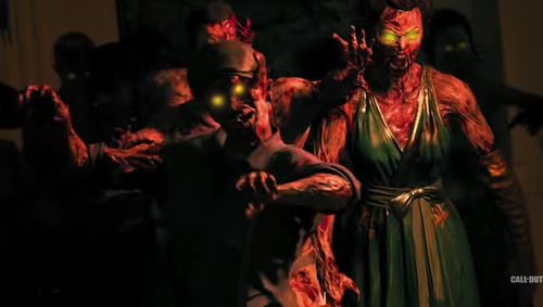 「Call of Duty: Black Ops 4」ゾンビモード紹介トレイラーが公開!群れるゾンビを片っ端から撃ち倒す爽快感!!