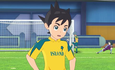 Switch「イナズマイレブン アレスの天秤」 稲森 明日人のサッカー教室映像が公開!グラフィック凄すぎwwww