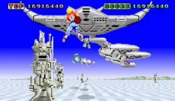 【朗報】「SEGA AGES スペースハリアー 」 Nintendo Switchで復刻決定きたあぁぁぁっ!!