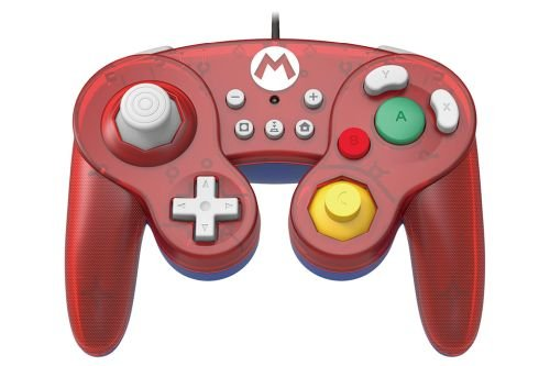 HORI、Switch向けゲームキューブ純正ゲームパッド『クラシックコントローラー for Nintendo Switch』を10月発売!XInput対応でPCでも使用可能
