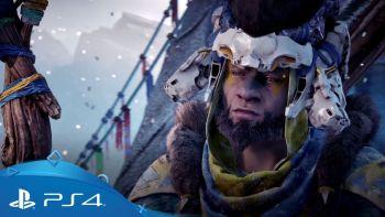 「ホライゾンゼロドーン」 大型新DLC『凍てついた大地』 10分超えの解説付きプレイムービー