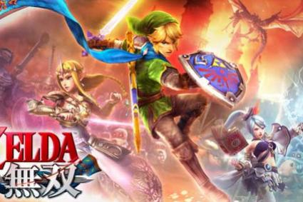 WiiU「ゼルダ無双」 累計出荷本数が100万を突破!海外でもかなり売れたらしい