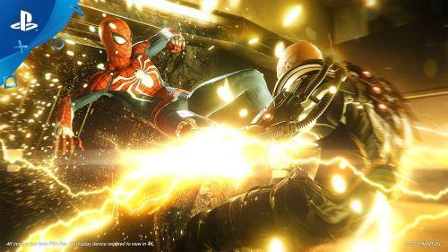PS4独占「スパイダーマン」E3 新トレーラーが公開!