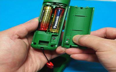 今更ながら何故Wiiリモコンは充電式ではなく電池なのか