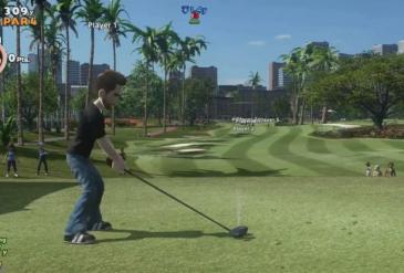 PS4「Newみんなのゴルフ」 PSXデモプレイムービーが公開!背景の書き込みやホールの臨場感ヤバイ!!