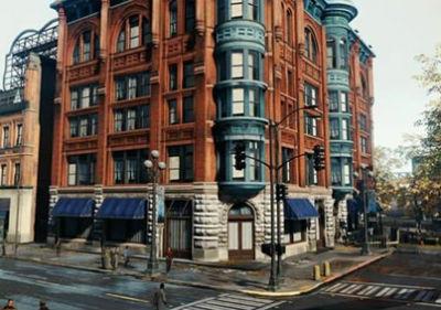 PS4「インファマス:セカンド サン」 実写シカゴとの比較写真が話題! この再現度はすごい!!
