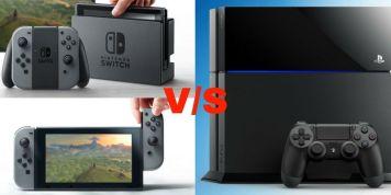 PS4 vs Switch、日本国民が選ぶのはどっち?
