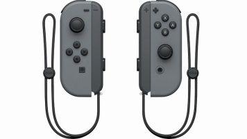 【悲報】ワイ、Switchのジョイコンカラーをグレーにして後悔