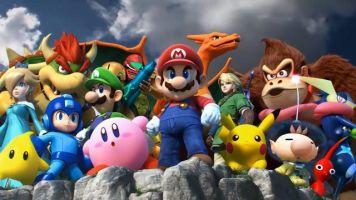 任天堂のE3 2015情報が6/14公開、3DS/WiiU「大乱闘スマッシュブラザーズ」特別番組の配信くるぞおぉぉ!!