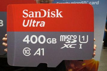 Nintendo Switch用にサンディスクの400GB microSDを本当に購入しちゃった猛者が話題にwwww