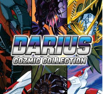 【速報】歴代ダライアスを移植した『ダライアス コズミックコレクション』 がNintendo Switch独占で発売決定きたあああぁぁっ!!