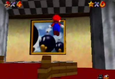 「スーパーマリオ64」感ある写真が話題にwwww