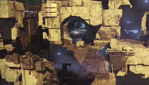 "「Destiny」 大規模拡張パック""The Taken King"" 新マップを紹介するフライスルー映像が公開!!"