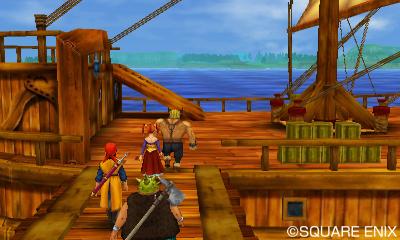 「ドラゴンクエスト8」 3DS版スクリーンショット一挙公開!PS2版との違いは?