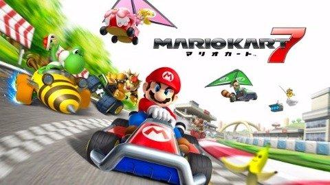 【驚愕】3DS「マリオカート7」ジワ売れが境地に達して今週のイカ、ドラクエ、閃の軌跡より売れてしまうwwww