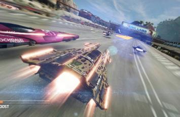 真のF-ZERO?Shin'en制作の近未来レース、WiiU「FAST Racing Neo」 60fps映像が解禁!!