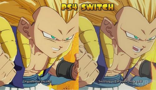「ドラゴンボール ファイターズ」PS4/Switch版 グラフィック比較映像が公開!マジで遜色なし!!