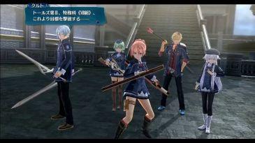 PS4「英雄伝説 閃の軌跡3」 発売直前オープニングムービーが公開!