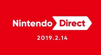 【まとめ】Nintendo Direct 2019.2.14