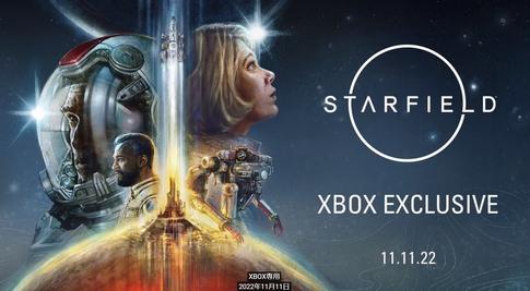 【速報】XboxSerisX/PC「Starfield」2022年11月11日発売決定!!